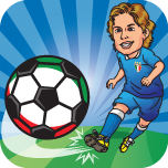 Italian world football champions Pro By Mokool Inc Icon