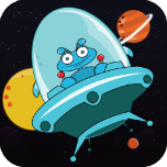 Space Invaders Knockdown By Mokool Inc Icon