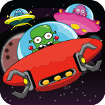Space Invasion Blaster App Icon
