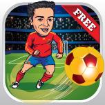 Spain Football World Superstar Icon