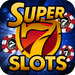 Super 7 Las Vegas Slots App Icon