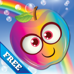 Super Fruit Pop App Icon