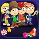 The Great Candy Heist By Mokool Inc Icon