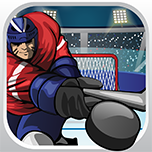 The Great Hockey Shootout App Icon