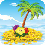 Tropical Island Slots App Icon
