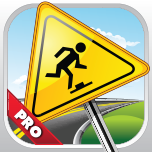 Watch Your Step Pro Icon