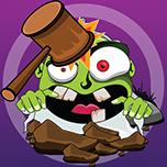 Whack A Zombie! App Icon