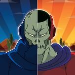 Zombie Heroes Take Flight By Mokool Inc Icon