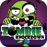 Zombie Knockdown App Icon