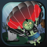 Zombies Attack - The Zombie Attacks In The World War 3 App Icon