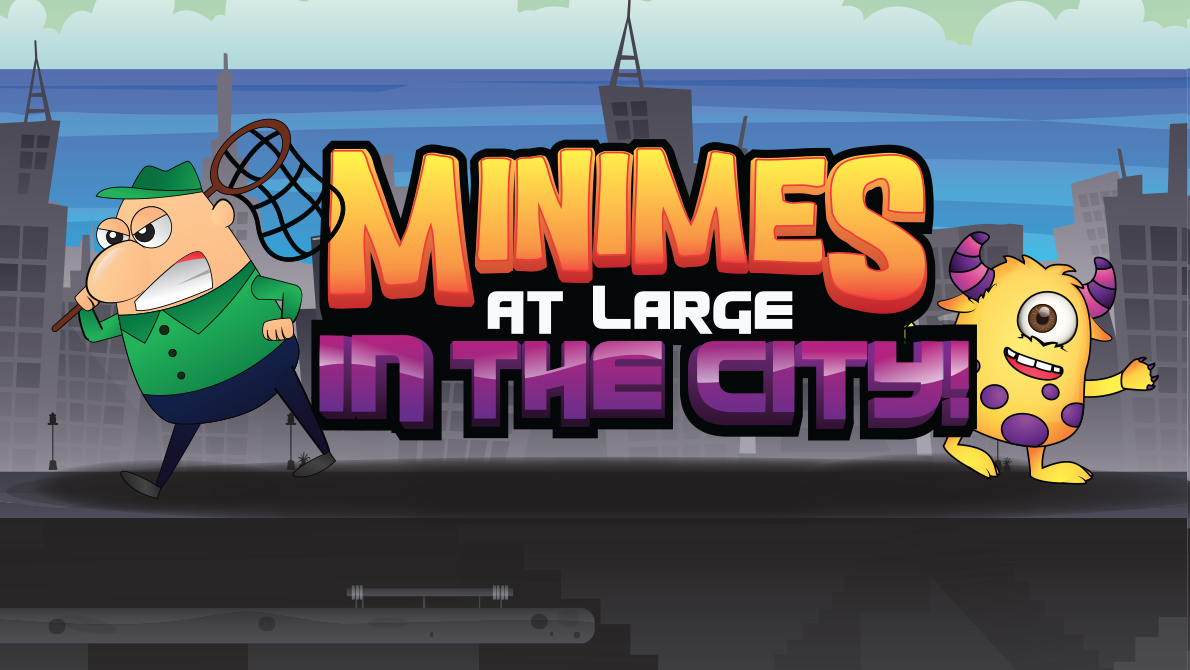 MiniMes At Large in the City