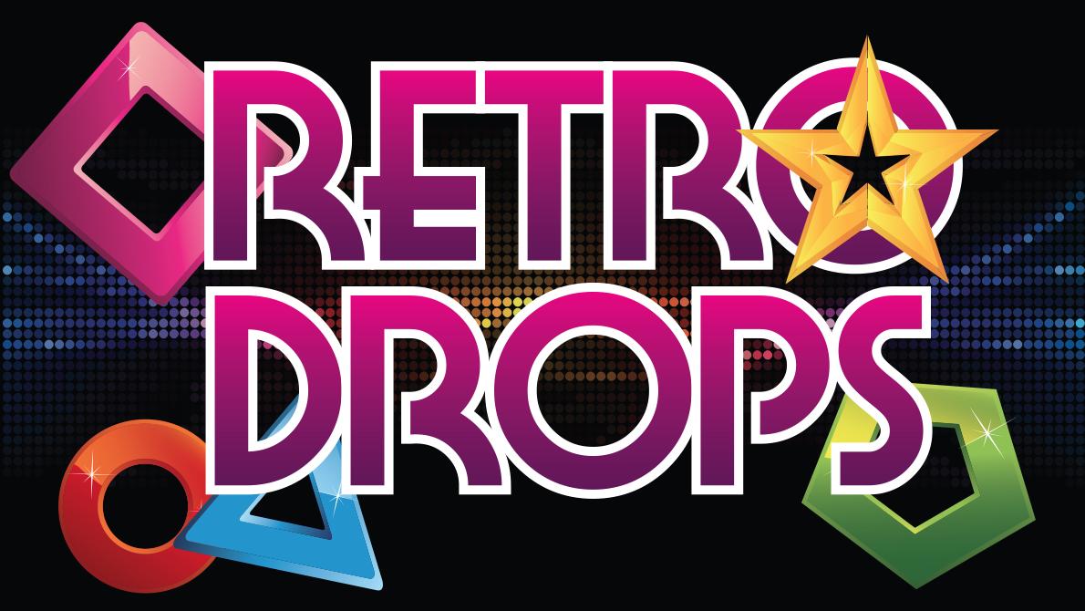 Retro Drop Feature