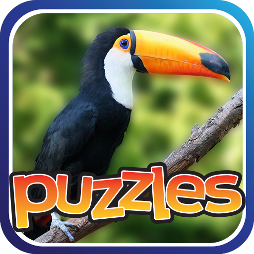 Bird Puzzles Game Icon