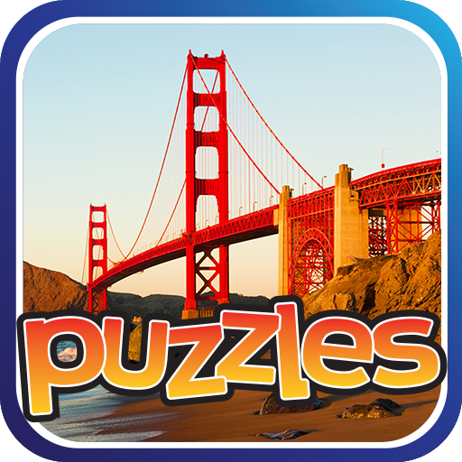 Famous Bridges Puzzles Game Icon