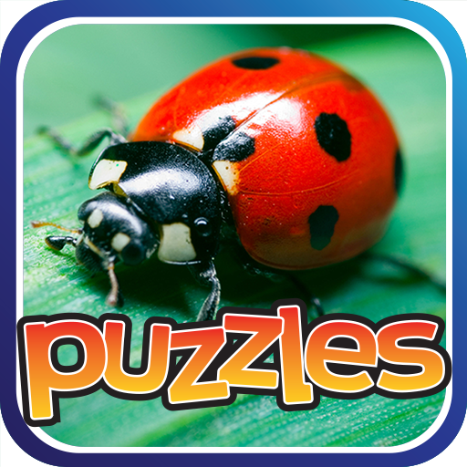 Bugs & Insects Puzzles Game Icon