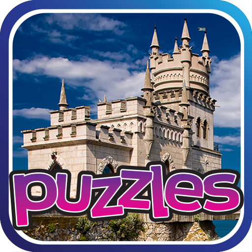 Castles & Palaces Puzzles Game Icon