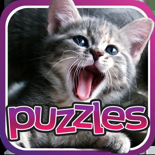 Cat Puzzles Game Icon