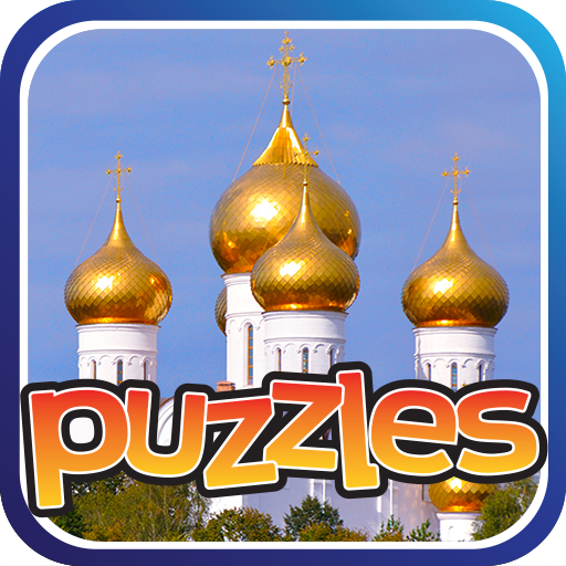 Churches & Temples Puzzles Game Icon
