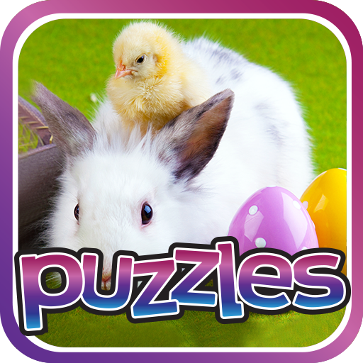 Easter Puzzles Game Icon