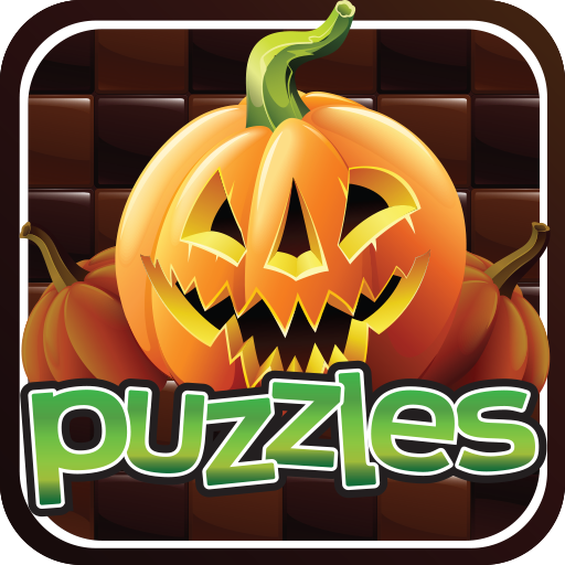Halloween Puzzles Game Icon