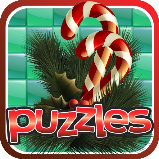 Holidays Puzzles Game Icon