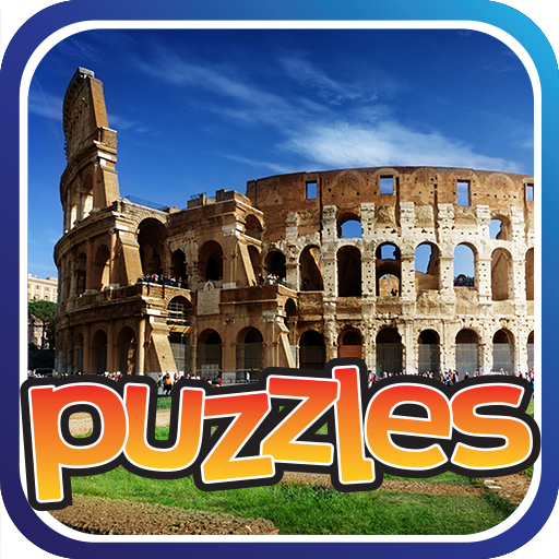 Italy & Greece Puzzles Game Icon