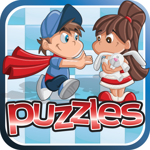 Puzzles for KIDS Game Icon