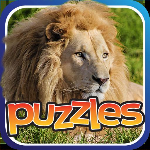 African Safari Puzzles Game Icon