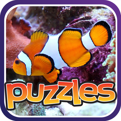 Under the Sea Puzzles Game Icon