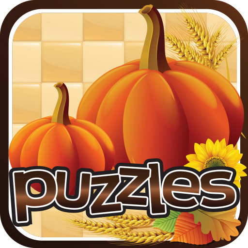 Thanksgiving Puzzles Game Icon