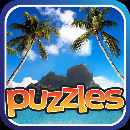 Tropics Puzzles Game Icon