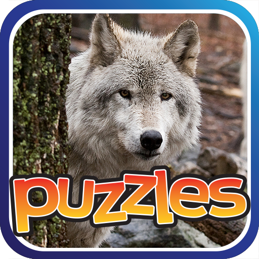 Wildlife Puzzles Game Icon