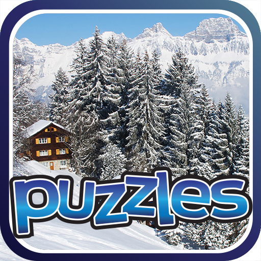Winter Wonderland Puzzles Game Icon