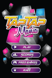 Tap Tap Mania! on iPhone/iPad/iPod Touch