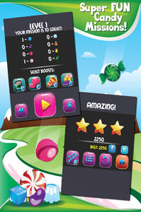 Candy Collector on iPhone/iPad/iPod Touch