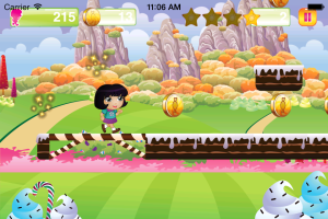 Candy World on iPhone/iPad/iPod Touch