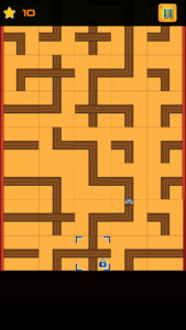 The Mouse Maze Challenge on iPhone/iPad/iPod Touch