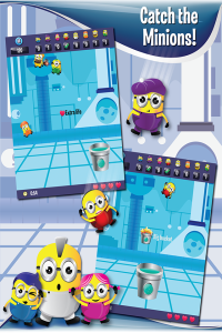 MiniMes Escape on iPhone/iPad/iPod Touch