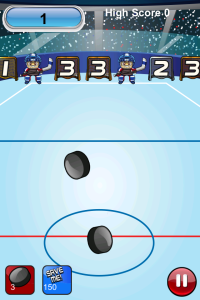 The Great Hockey Shootout on iPhone/iPad/iPod Touch