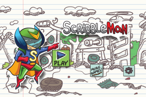 ScribbleMan on iPhone/iPad/iPod Touch