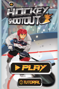 Hockey Shootout on iPhone/iPad/iPod Touch