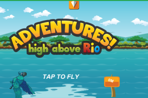 Adventures! - High Above RIO on iPhone/iPad/iPod Touch