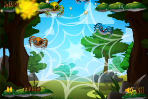 Incy Wincy Spider on iPhone/iPad/iPod Touch