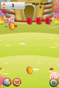Candy Frenzy on iPhone/iPad/iPod Touch