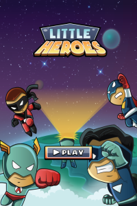 Little Heroes on iPhone/iPad/iPod Touch