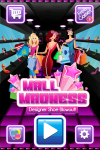 Mall Madness - Designer Shoe Blowout on iPhone/iPad/iPod Touch
