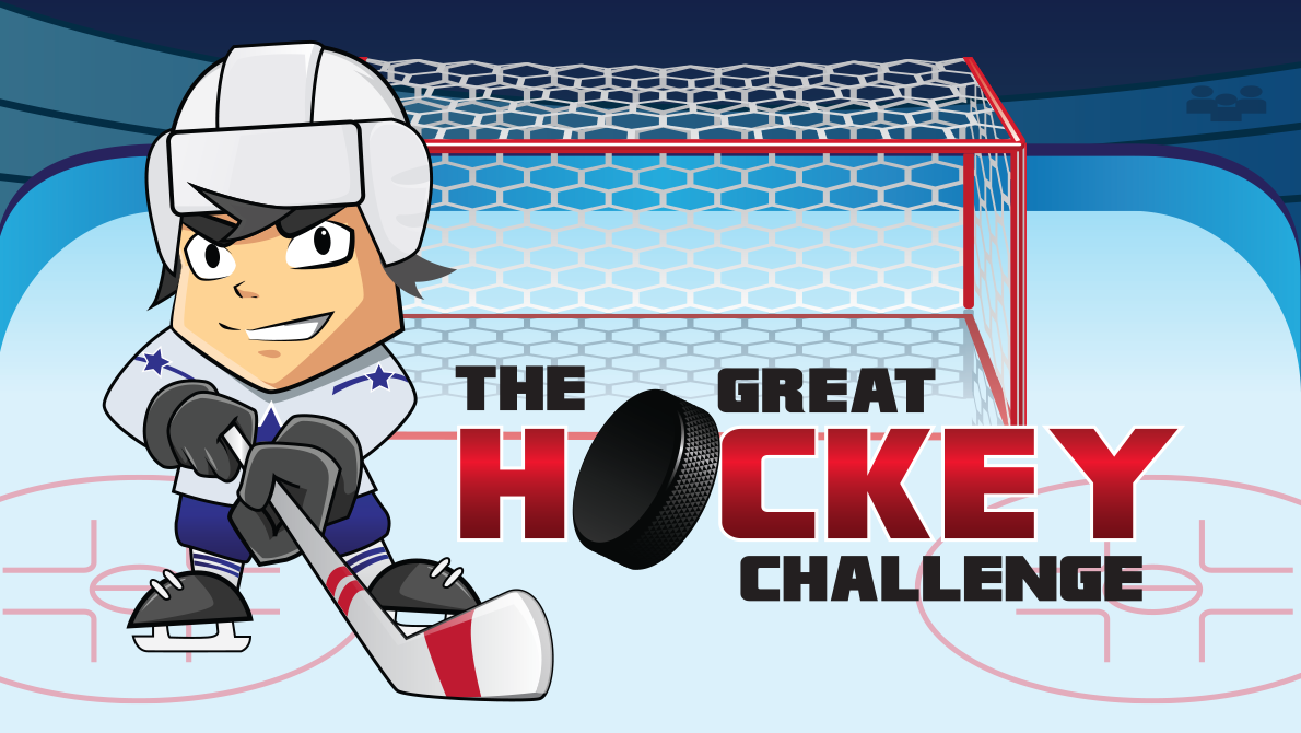 The Great Hockey Challenge Feature