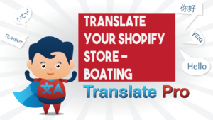 How To Translate Your Shopify Boating Store