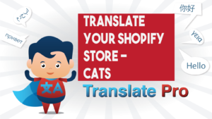 How To Translate Your Shopify Cats Store