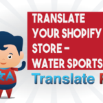 How To Translate Your Shopify Water Sports Store